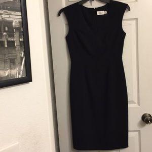 Eliza J Stretch Ponte Sheath Dress 4